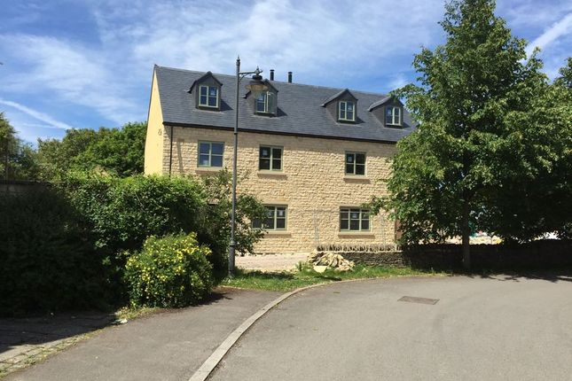 Thumbnail Semi-detached house for sale in Tanners Court, Tanners Lane, Gloucestershire