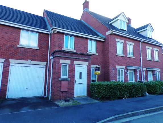 Thumbnail Terraced house for sale in The Avenue, St. Georges, Weston-Super-Mare