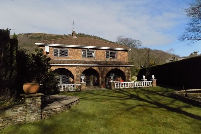 Thumbnail Detached house for sale in Ten Acre Wood, Margam, Port Talbot, Neath Port Talbot.