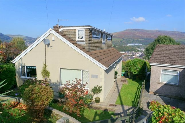 Thumbnail Detached bungalow for sale in 13 Pen Yr Ysgol, Maesteg, Mid Glamorgan