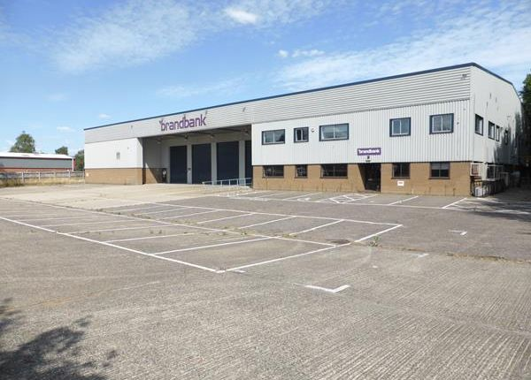 Thumbnail Warehouse for sale in 11 Robberds Way, Bowthorpe, Norwich