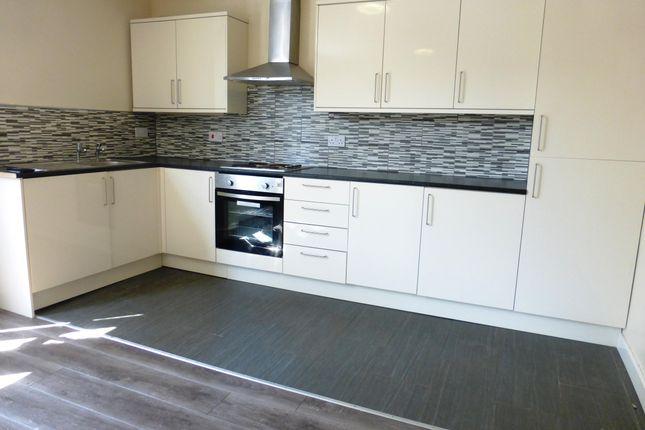 Thumbnail Flat to rent in Fitzwilliam Street, Peterborough