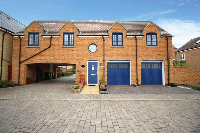 Thumbnail Maisonette for sale in Barnwell Gardens, Weldon, Corby