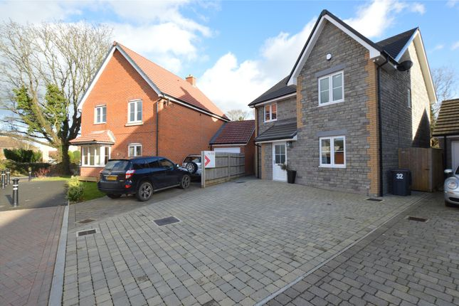 Thumbnail Detached house for sale in Blue Cedar Close, Yate, Bristol