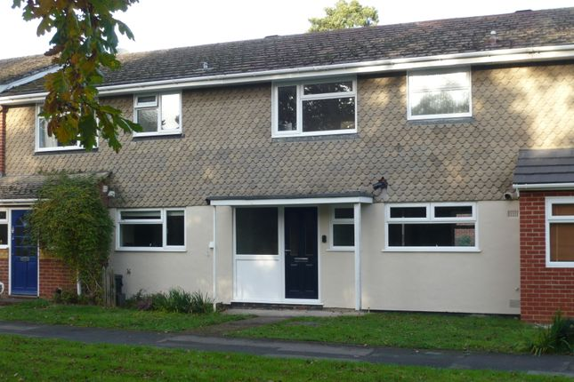 Thumbnail Terraced house to rent in Pitford Road, Woodley