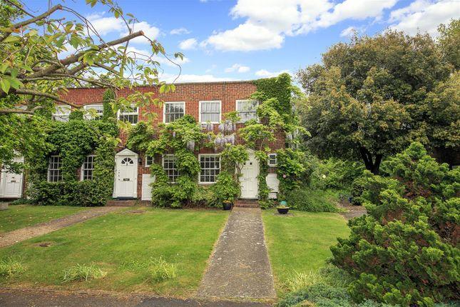 Thumbnail Semi-detached house for sale in Lancaster Place, Twickenham