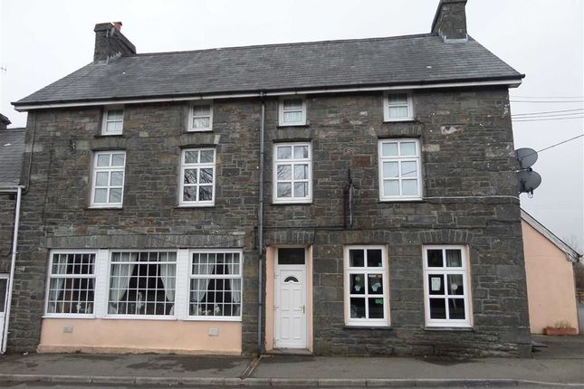 Thumbnail Flat to rent in Bronant, Aberystwyth