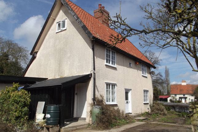 Thumbnail Detached house to rent in The Street, Brockford