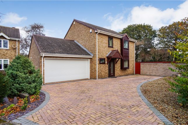 Thumbnail Detached house for sale in Hurworth Hunt, Newton Aycliffe