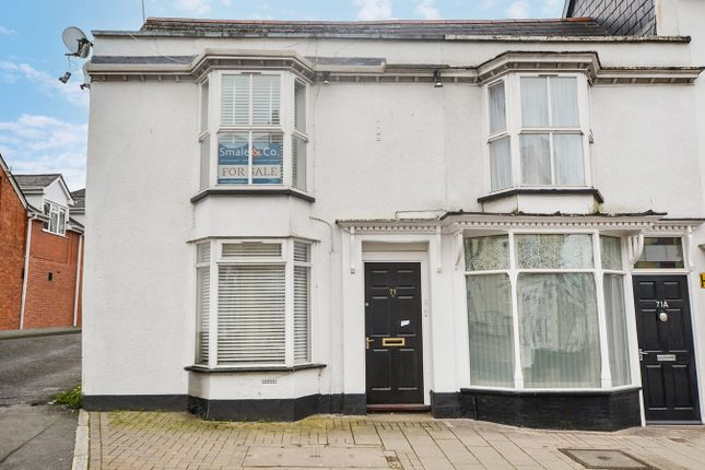 Thumbnail Flat for sale in Newport Road, Barnstaple