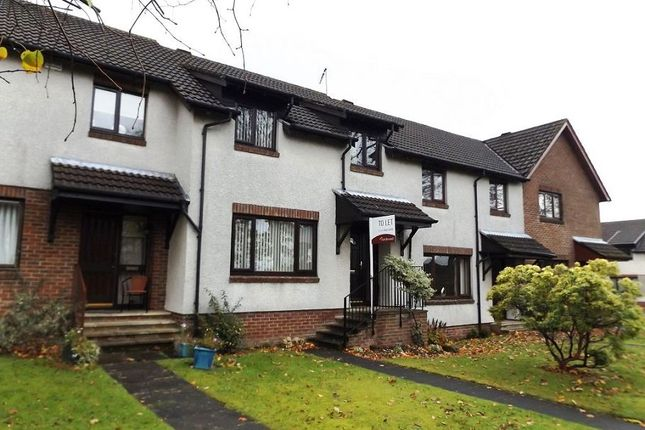 Thumbnail Terraced house to rent in Finlay Rise, Milngavie, Glasgow