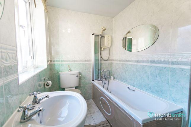 Bathroom of Haughton Road, Sheffield S8