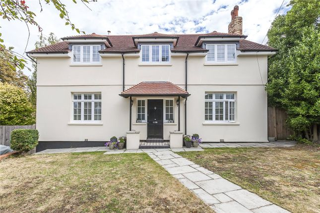 Thumbnail Detached house for sale in Belmont Grove, London