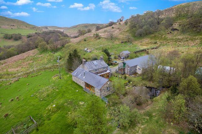 Thumbnail Land for sale in Ystrad Fflur, Pontrhydfendigaid