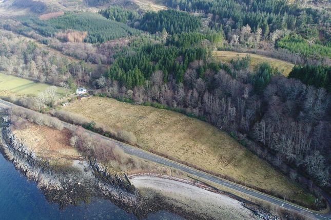 Thumbnail Land for sale in Plot 2 Lettershuna With Croftland, Lettershuna, Appin