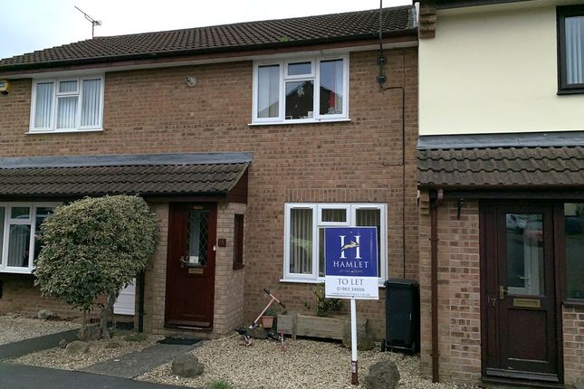 Thumbnail Terraced house to rent in Vale View Gardens, Wincanton