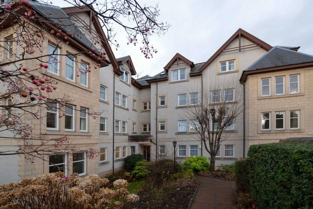 Thumbnail Flat for sale in 1/4 Kinellan Road, The Hermitage, Murrayfield