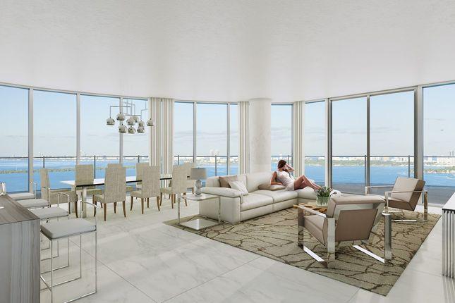 Thumbnail Apartment for sale in 488 Ne 18th St, Miami, Fl 33132, Aventura, Miami-Dade County, Florida, United States