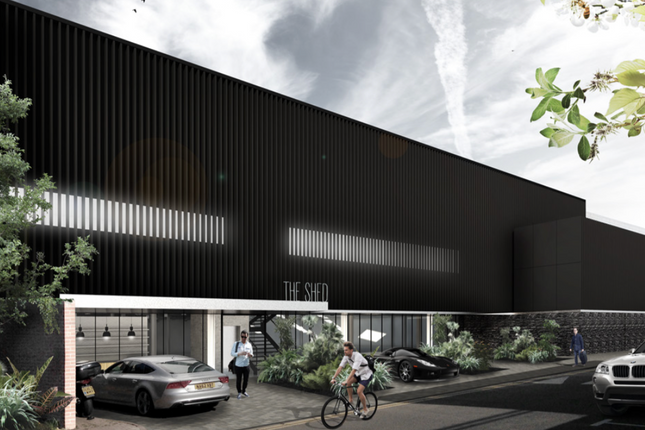 Thumbnail Office to let in The Shed, Regis Road, Kentish Town, London
