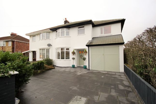 Thumbnail Semi-detached house for sale in West End, Penwortham, Preston