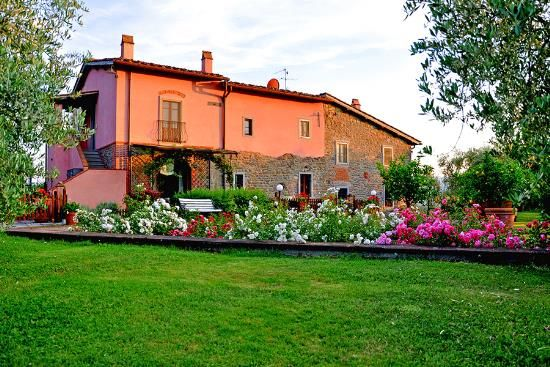Thumbnail Country house for sale in Regello, Reggello, Florence, Tuscany, Italy