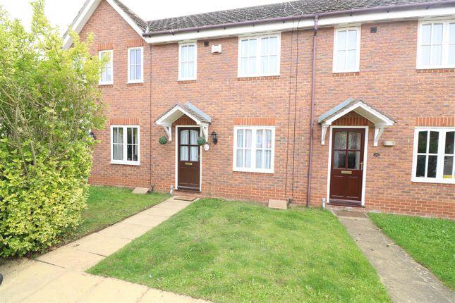 Thumbnail Terraced house for sale in Jasmine Gardens, Rushden