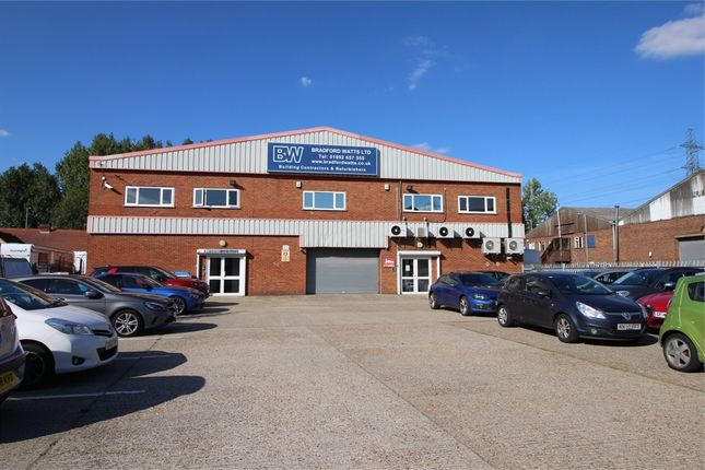 Thumbnail Commercial property to let in Lea Road, Waltham Abbey, Hertfordshire