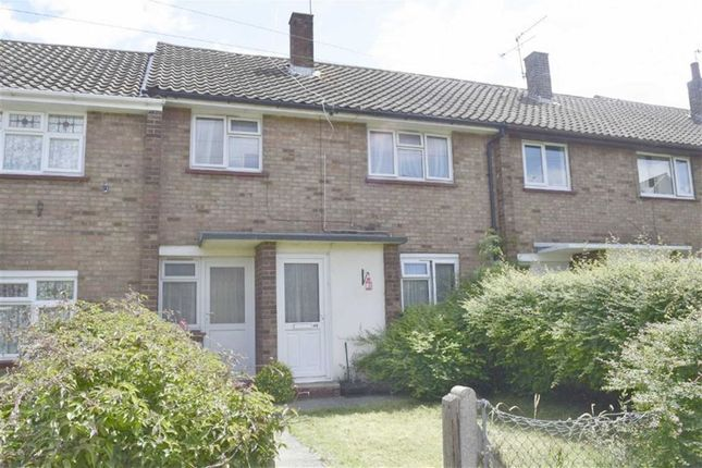 Thumbnail Terraced house for sale in Woodburn Close, Benfleet, Essex