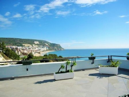 Image 2 3 Bedroom Penthouse - Blue Coast, Sesimbra (Aa337)