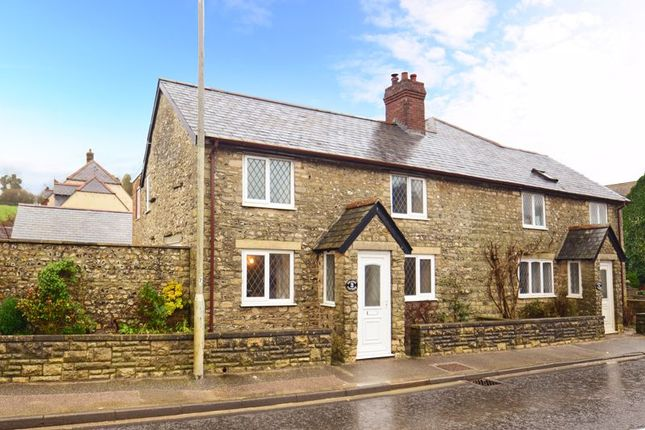 Thumbnail Semi-detached house for sale in Grange Cottage, Winterbourne Abbas