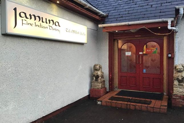 Thumbnail Restaurant/cafe for sale in Marrfield Terrace, Uphall Station, Livingston