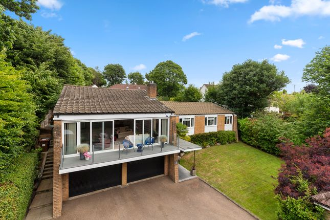 Thumbnail Detached house for sale in Canonsfield, Oaklands, Welwyn