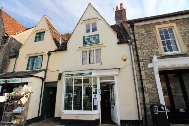 Front of Broad Street, Chipping Sodbury, South Gloucestershire BS37