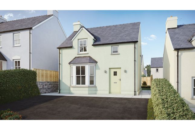 Thumbnail Detached house for sale in Church Fields, Newport