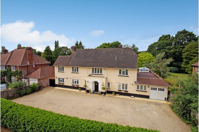 Thumbnail Detached house for sale in Old Green Lane, Camberley