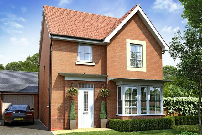 """Thumbnail Detached house for sale in """"Colchester"""" at Park Hall Road, Mansfield Woodhouse, Mansfield"""