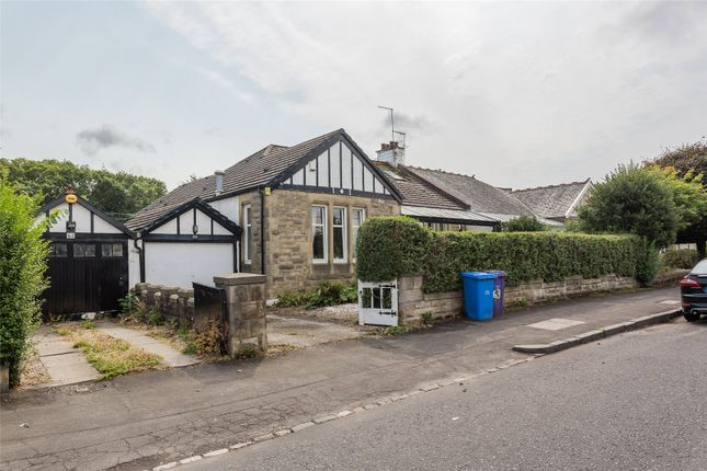 Thumbnail Bungalow for sale in Southbrae Drive, Jordanhill, Glasgow