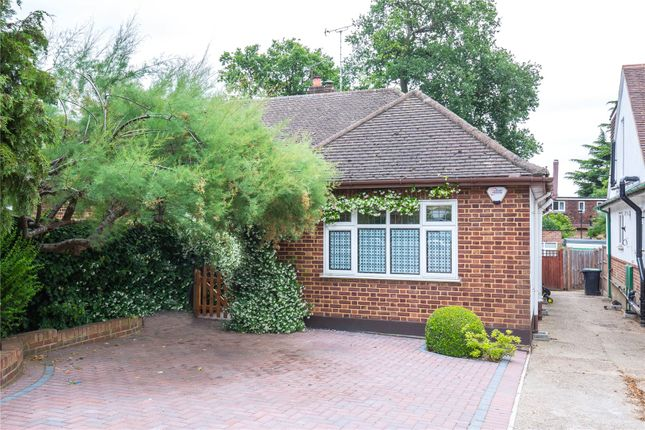 Thumbnail Semi-detached bungalow for sale in Bycullah Road, Enfield, Middlesex