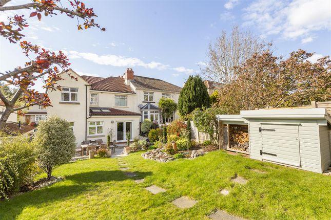 Semi-detached house for sale in Clare Avenue, Bishopton, Bristol