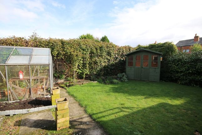 Rear Garden of Andreas Close, Birkdale, Southport PR8