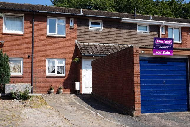 Thumbnail Terraced house for sale in Deepdale, Hollinswood Telford