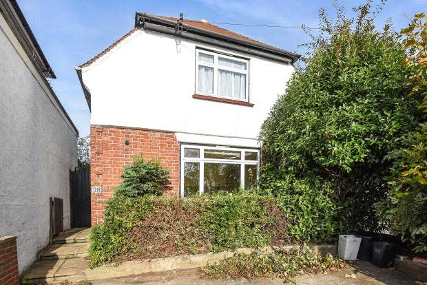 Thumbnail Detached house to rent in Poverest Road, Orpington