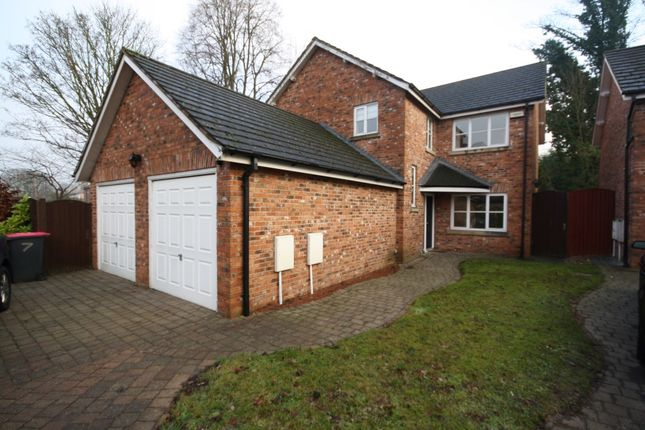 Thumbnail Detached house to rent in Toad Pond Close, Worsley