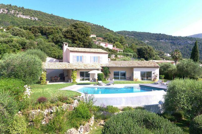 Villa for sale in Tourrettes Sur Loup, French Riviera, France