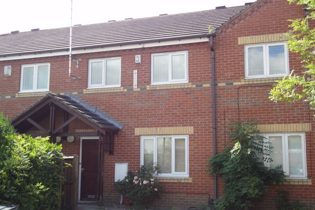 Thumbnail Terraced house to rent in Broomspring Close, Sheffield