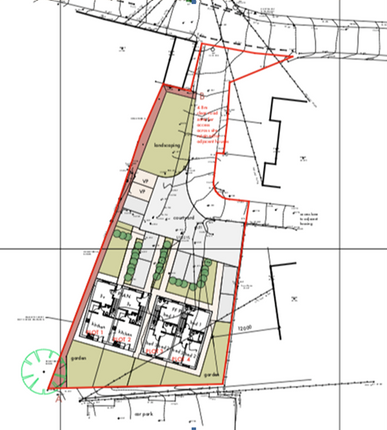Thumbnail Land for sale in Outrigg, St. Bees