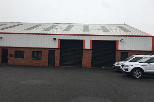 Thumbnail Warehouse to let in 3 & 4, 41, Mcgown Street, Paisley, Glasgow
