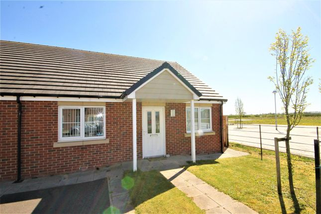 Thumbnail Semi-detached bungalow for sale in Acacia Drive, Sowerby, Thirsk