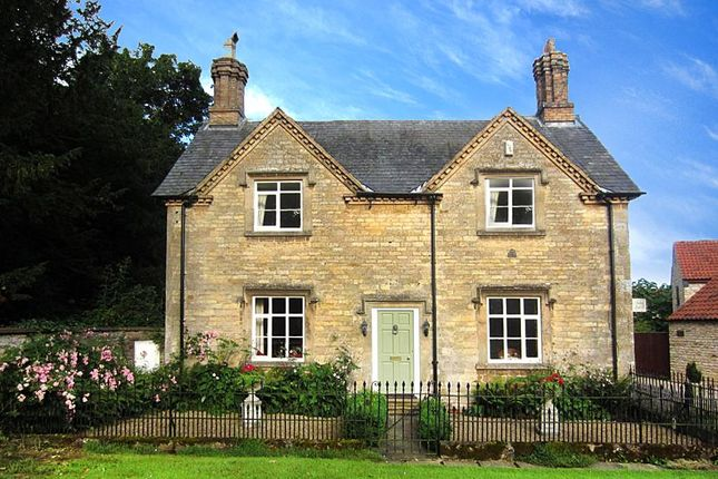 Thumbnail Detached house to rent in North End, Fulbeck, Grantham