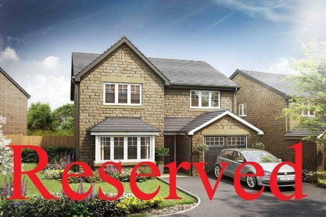 Thumbnail Detached house for sale in Cranberry Lane, Darwen, Lancashire